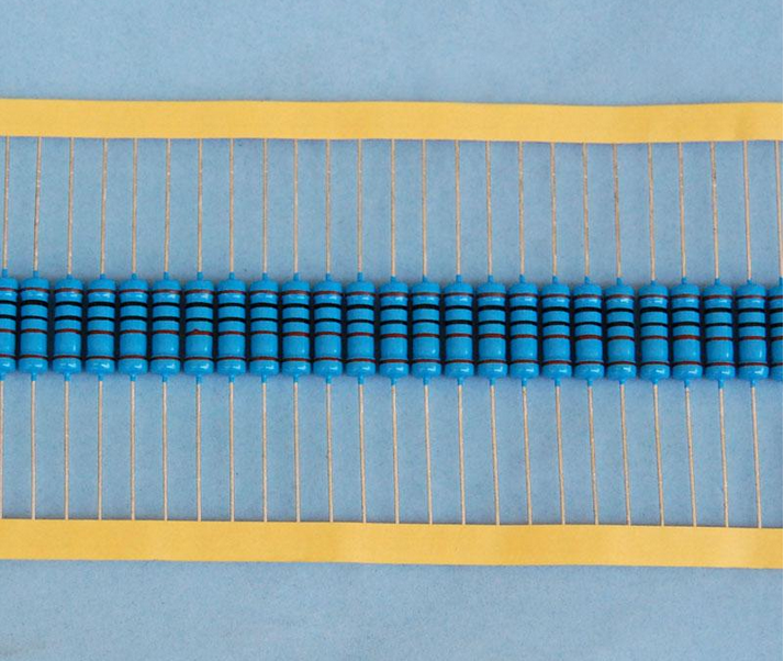 金属膜电阻编带