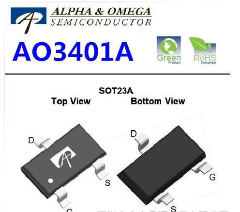 AO3401A