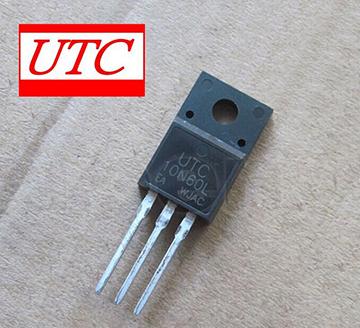 UTC 2N60L 贴片塑封场应效管