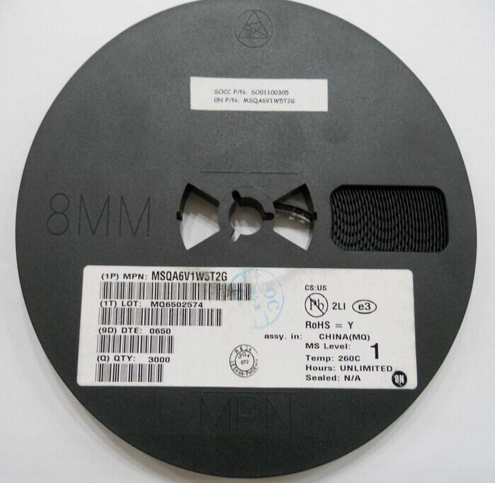 NUP4301MR6T1G 贴片三极管