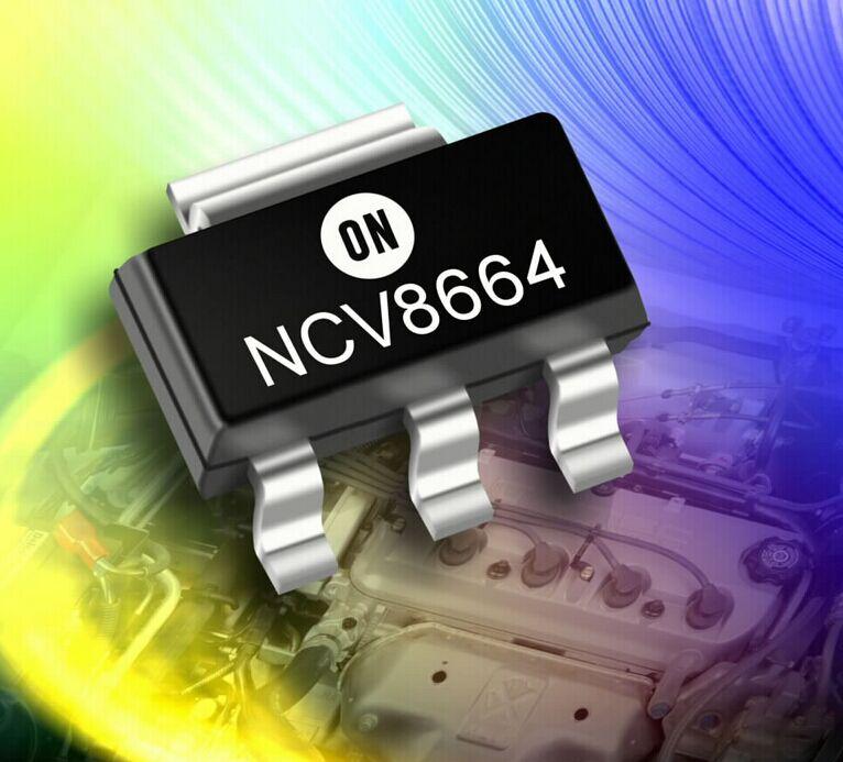 NCV8664贴片三极管