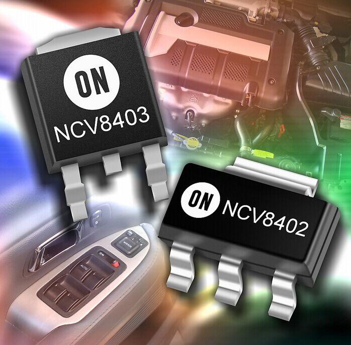 贴片三极管 NCV8403
