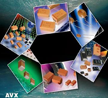 AVX 224V 贴片钽电容