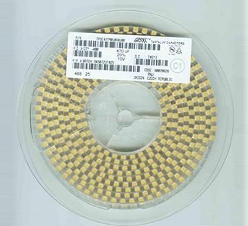 AVX 687G贴片钽电容