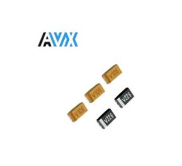 AVX106V 贴片钽电容