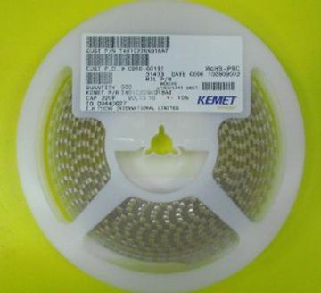 KEMET贴片钽电容 6032 35V